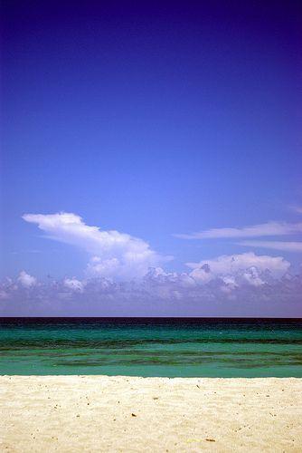Una isla desierta...