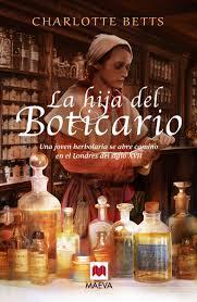 la hija del boticario by paginasdechocolate