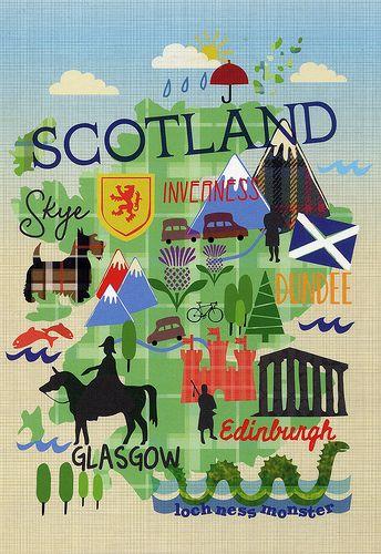 Escocia ¿un reto o un sueño cumplido?