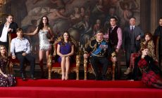 The Royals by paginasdechocolate