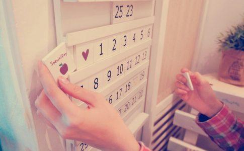 La chica del calendario by paginasdechocolate