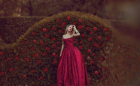 el jardín de las mentiras by paginasdechocolate