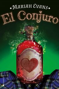 El conjuro by paginasdechocolate
